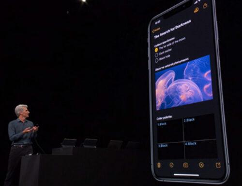 Danh sách thiết bị được cập nhật iOS 13